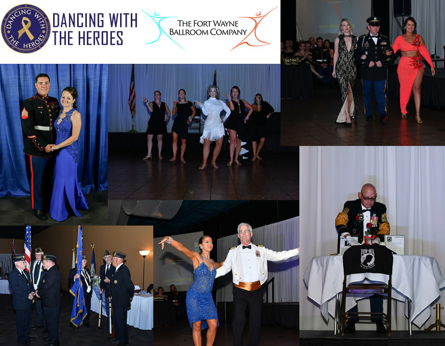 Dancing with the Heroes - A Fundraising Event